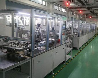 BOT-Metal Fan Motor Porduction Line