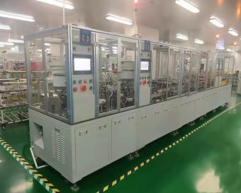 relay assembly production line