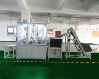Automatic Assembly for slot pin
