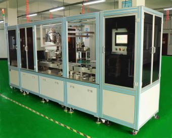 Lock Screw Machine